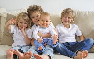 Băieții cu mai mulți frați mai mari au mai multe șanse de a fi homosexuali. Iată ce zic studiile
