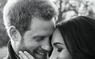 Prinţul Harry şi Meghan Markle, portrete de logodnă
