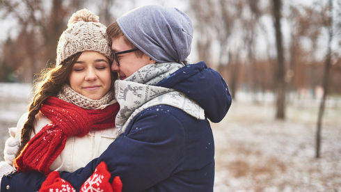 Dragoste iarna