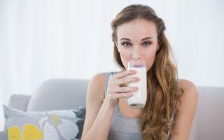 Ce se întâmplă dacă bei lapte în fiecare zi?