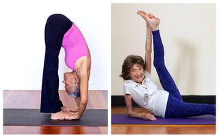 2 femei care demonstrează că vârsta e doar un număr. Uimesc o lume întreagă cu flexibilitatea lor!