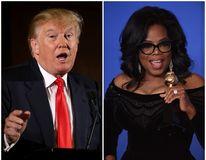 """Trump e convins că ar învinge-o pe Oprah Winfrey în alegeri: """"Ar fi foarte distractiv"""""""
