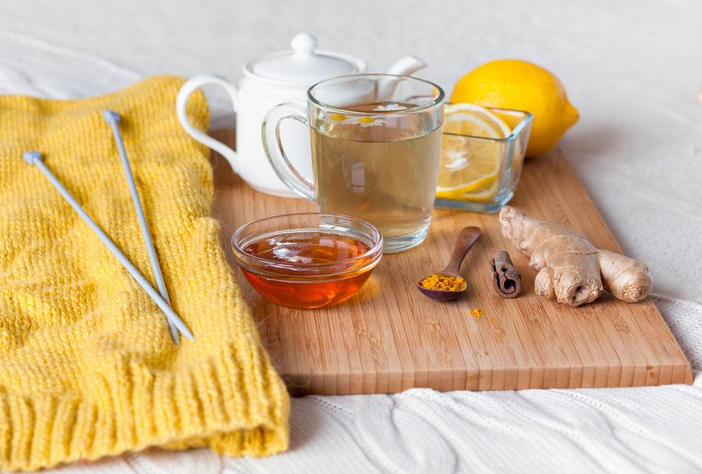 Cate cani de ceai de ghimbir se bea pe zi
