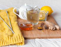 Ce se întâmplă dacă bei zilnic ceai de ghimbir cu miere de albine?