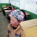 """""""Băiatul de gheață"""", copilul de 8 ani care a impresionat întreaga lume. A mers prin ger 5 km ca să ajungă la examen"""