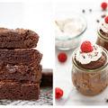 Cum să faci prăjituri cu avocado și ciocolată? 4 rețete simple