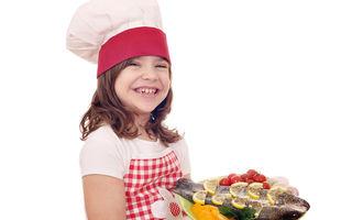 Alimente care stimulează inteligența copilului. Include-le în meniul lui zilnic