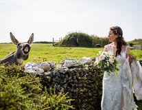 25 de animale care au furat prim-planul în pozele de nuntă