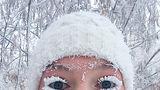 Frig de-ţi crapă ochii: Cum e iarna în Siberia, la minus 62 de grade Celsius