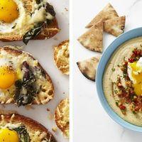 10 idei de mic dejun cu ouă