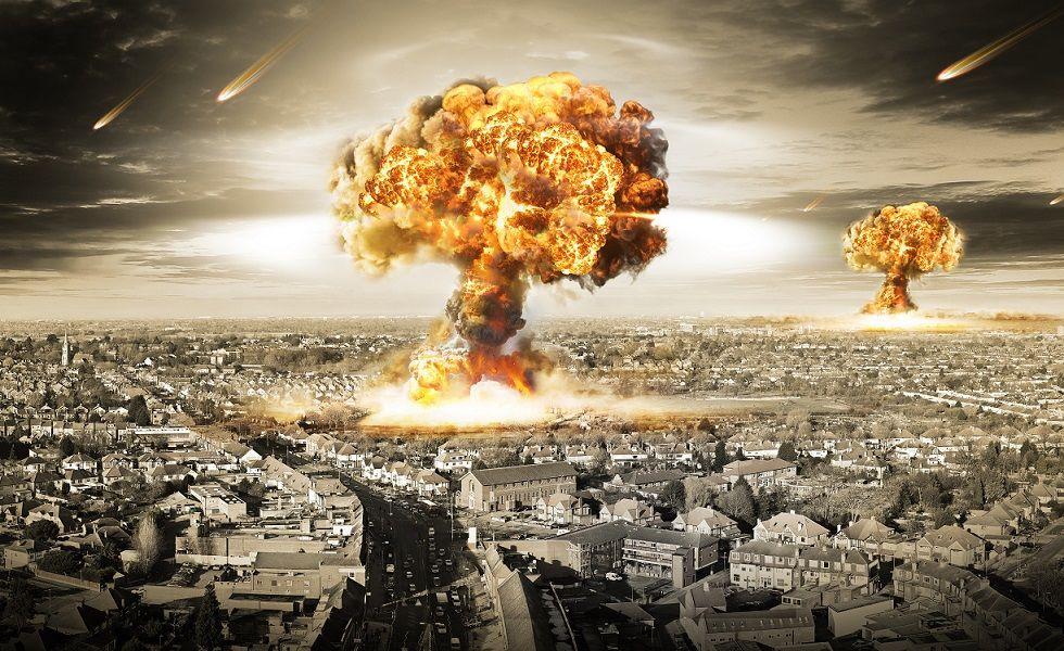 bombă nucleară