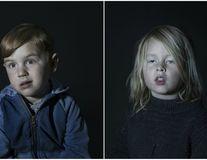 Un fotograf a surprins în imagini tulburătoare modul în care televizorul afectează mintea copiilor