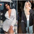 Kylie Jenner şi Kim Kardashian
