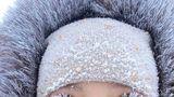 13 imagini făcute iarna care îţi bagă frigul în oase