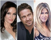 Cine sărută mai bine, Angelina Jolie sau Jennifer Aniston? Gerard Butler ştie răspunsul!