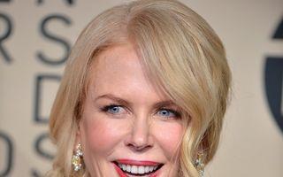 Nicole Kidman, superbă şi când are gripă: Vedeta a strălucit la gala Screen Actors Guild Awards