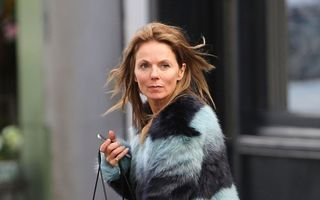 Geri Horner, fără machiaj: Cum arată la 45 de ani fosta vedetă de la Spice Girls