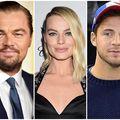 Leonardo DiCaprio, Margot Robbie, Tom Ackerley