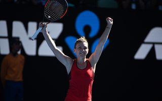 Simona Halep, în finala Australian Open!