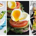 10 idei de sandvişuri sănătoase pentru micul dejun