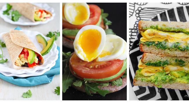 sandvișuri sănătoase pentru slăbit)