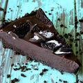 Cea mai bună tartă fără coacere cu ciocolată și biscuiți Oreo - VIDEO