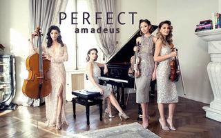 """Amadeus lansează clipul """"Perfect"""". Celebra artistă, Stela Enache, invitat special! VIDEO"""