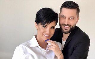 """Adelina Pestriţu e însărcinată: """"Suntem copleșiți de emoții"""""""