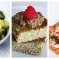 Idei de mic dejun cu 5 ingrediente. Simplu, rapid și sănătos!