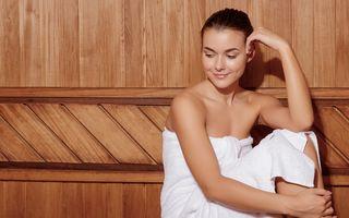 De ce e bine să mergi la saună