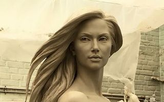 Frumuseţea feminină în 20 de sculpturi ireale. Imagini impresionante!