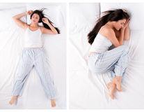 Poziția în care dormi îți poate afecta sănătatea