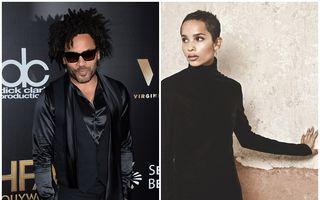 Lenny Kravitz, un tată mândru: Fiica lui este un model de succes