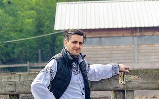 """""""Ferma vedetelor"""" dă start aventurii! Cosmin Natanticu: """"Iau această experiență ca pe o provocare"""""""