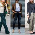 5 modele de pantaloni în tendinţe. Află ce se poartă în 2018