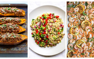 10 idei de cină rapidă cu 5 ingrediente