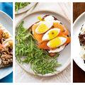 10 idei de mic dejun cu brânză ricotta