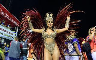 Carnavalul de la Rio 2018, explozie de exuberanţă şi culori: Cele mai spectaculoase imagini