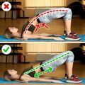 3 exerciții fizice care sunt periculoase dacă le faci greșit