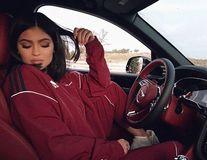 Kylie Jenner, prima poză după ce a născut
