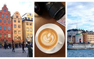 Dacă vrei să slăbești rapid, du-te la Stockholm!