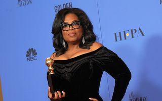 """Oprah Winfrey nu vrea la Casa Albă: """"Dacă Dumnezeu voia să candidez, nu mi-ar spune?"""""""