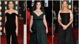 Ce au purtat vedetele la Gala Premiilor BAFTA 2018