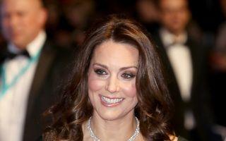 De ce nu a purtat Kate Middleton rochie neagră la Premiile BAFTA 2018