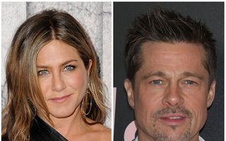 """Jennifer Aniston şi Brad Pitt, prieteni sau mai mult? """"Au ţinut legătura din când în când"""""""