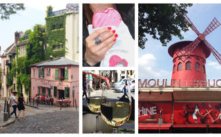 """""""Uită"""" de Paris, du-te în Montmartre!"""