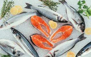 Pește crud sau congelat? Ce ar trebui să alegi