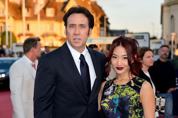 Nicolas Cage şi Alice Kim