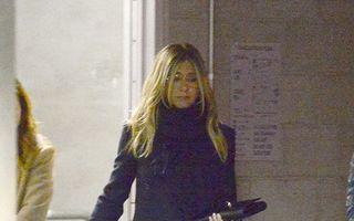 Jennifer Aniston a rămas cu inima frântă: Primele imagini după divorţ
