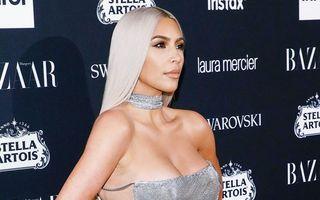 Kim Kardashian, selfie incredibil: Cum arată talia ei după ce a slăbit 32 de kilograme